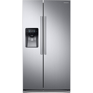 refrigerator clipart black and white. side-by-side refrigerator clipart black and white