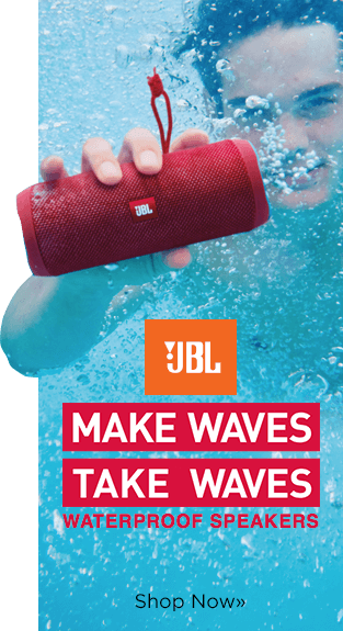 JBL Waterproof Speakers