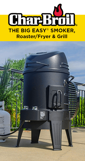Charbroil Big Easy Smoker