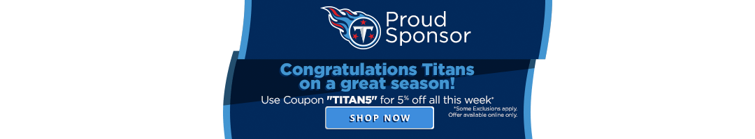Tennessee Titans Promotion TITAN5
