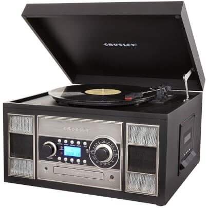 Crosley CR2413ABK view 2
