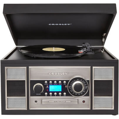 Crosley CR2413ABK view 1