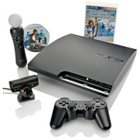 Sony PS3MOVE320GB view 1