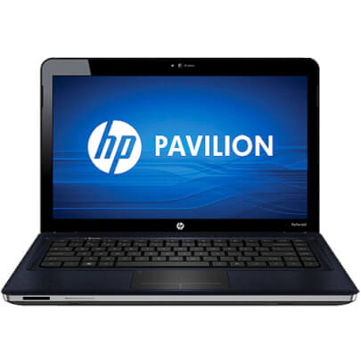 HP DV52130US view 1