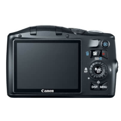 Canon SX150IS view 2