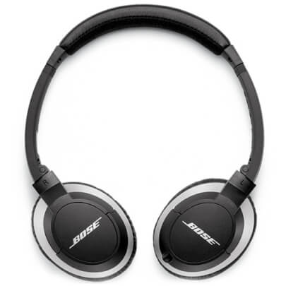 Bose OE2BLACK view 1