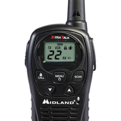 Midland LXT500VP3 view 4