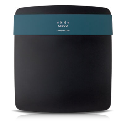 Linksys EA2700 view 1