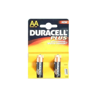 Duracell MN1500B2 view 1