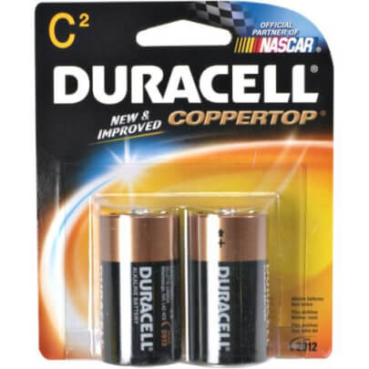 Duracell MN1400B2 view 1