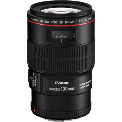 Canon EF100MM view 1