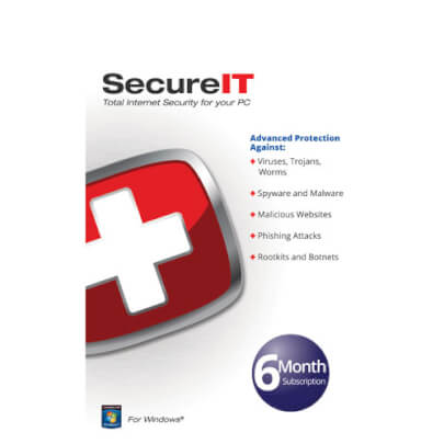 Security Coverage SECUREIT view 1