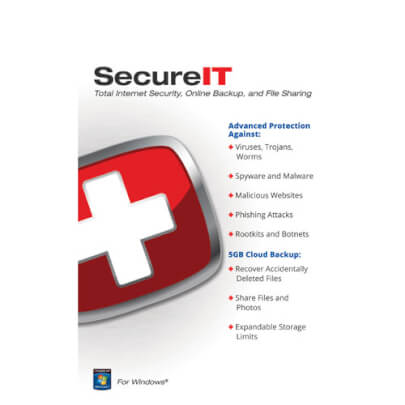 Security Coverage SECUREIT5GB view 1