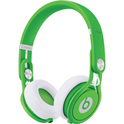 Beats By Dr. Dre MIXRGRN view 5