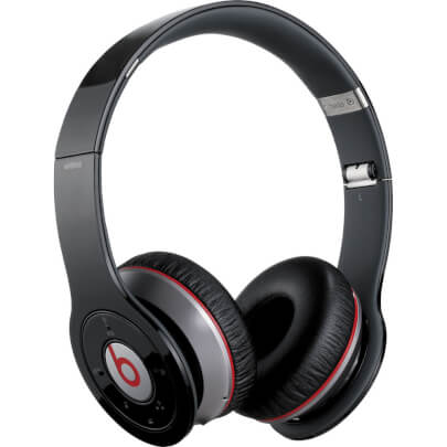 Beats By Dr. Dre BTONWIRELSBL view 1