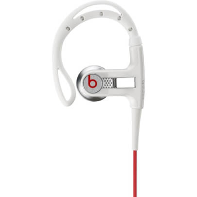 Beats By Dr. Dre PWRBTSWHT view 1