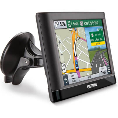 Garmin NUVI65LMT view 2