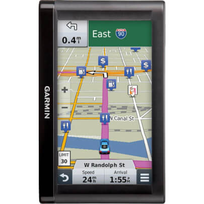Garmin NUVI65LMT view 4
