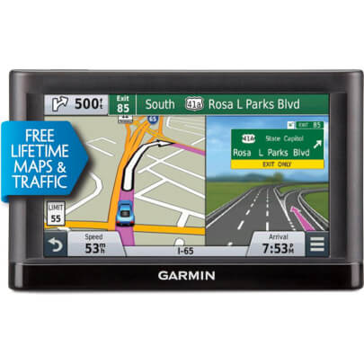 Garmin NUVI65LMT view 1