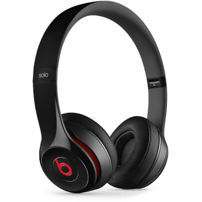 Beats By Dr. Dre B0518BLK view 2
