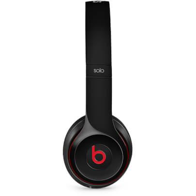 Beats By Dr. Dre B0518BLK view 3