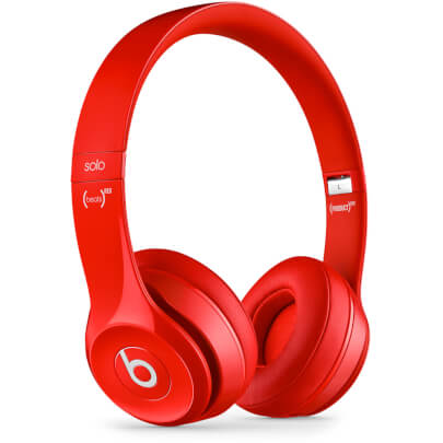 Beats By Dr. Dre B0518RED view 2