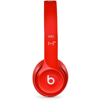 Beats By Dr. Dre B0518RED view 3