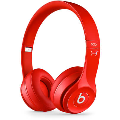 Beats By Dr. Dre B0518RED view 1