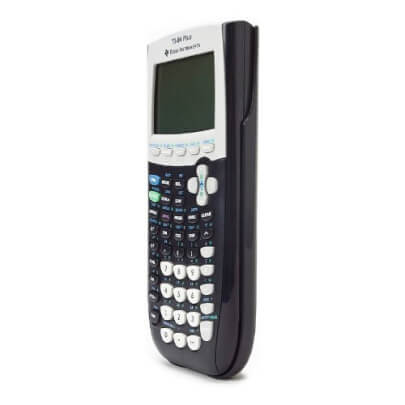 Texas Instruments TI84PLUS view 2