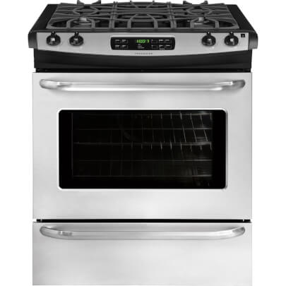 Frigidaire FFGS3025PS view 1