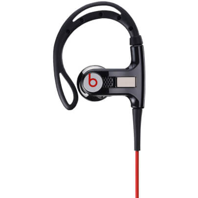 Beats By Dr. Dre PWRBTSBLK view 1