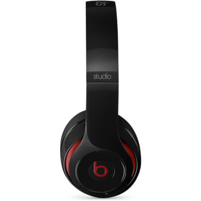 Beats By Dr. Dre BTOVSTUBLK view 3