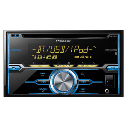 Pioneer FHX820 view 2