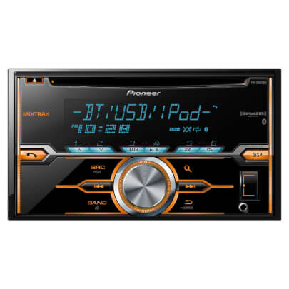 Pioneer FHX820 view 1