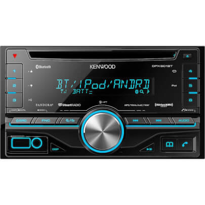 Kenwood DPX501 view 1