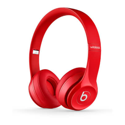 Beats By Dr. Dre SOLO2WRLRED view 2