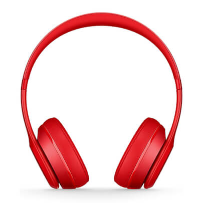 Beats By Dr. Dre SOLO2WRLRED view 3