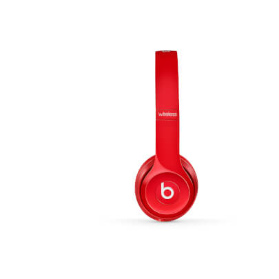 Beats By Dr. Dre SOLO2WRLRED view 1