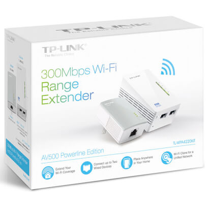 TP-Link TLWPA4220KIT view 3