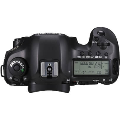 Canon EOS5DS view 4