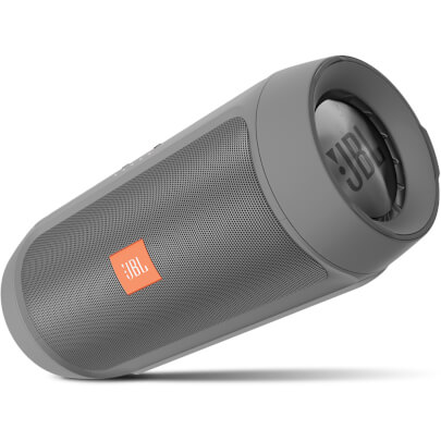 JBL CHARGE2+GRY view 1