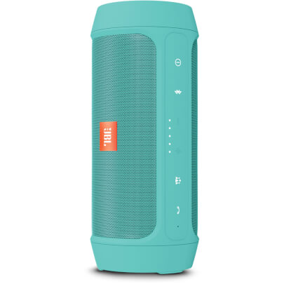 JBL CHARGE2+TEAL view 3