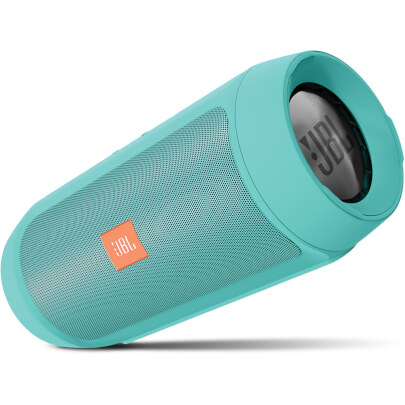 JBL CHARGE2+TEAL view 1