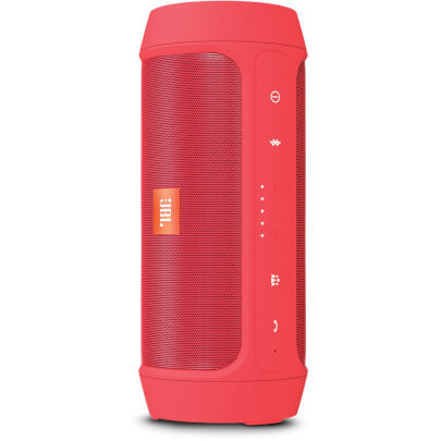 JBL CHARGE2+RED view 3