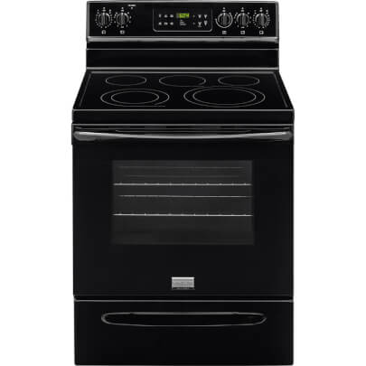 Frigidaire Gallery FGEF3035RB view 1