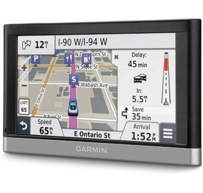 Garmin NUVI2557LMT view 2