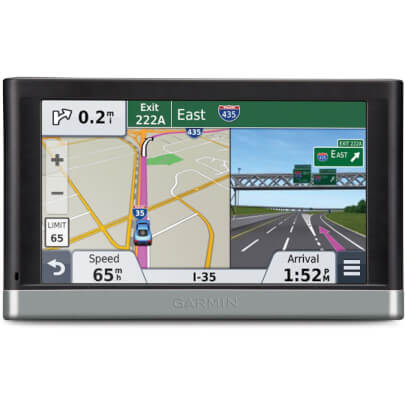 Garmin NUVI2557LMT view 1