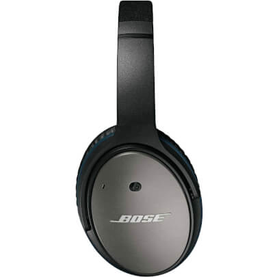 Bose QC25APPLBLK view 2