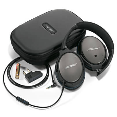 Bose QC25APPLBLK view 4
