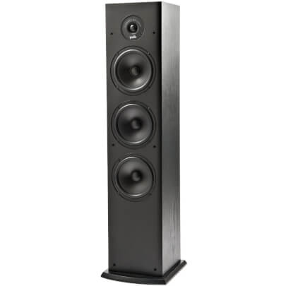 Polk Audio T50 view 2